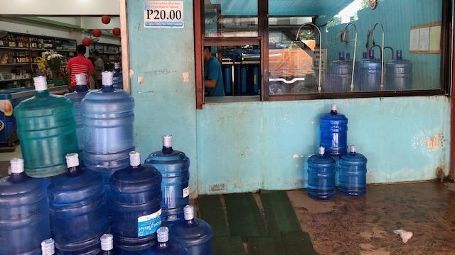 【保存版】フィリピンで水を安全に飲む方法をまとめました。