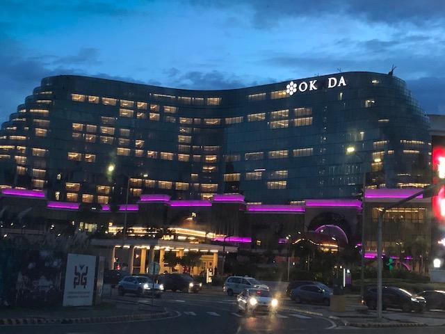 フィリピンの最新カジノスポット「オカダホテル」に行こう